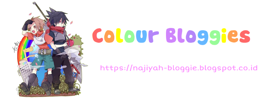 Colour Bloggies
