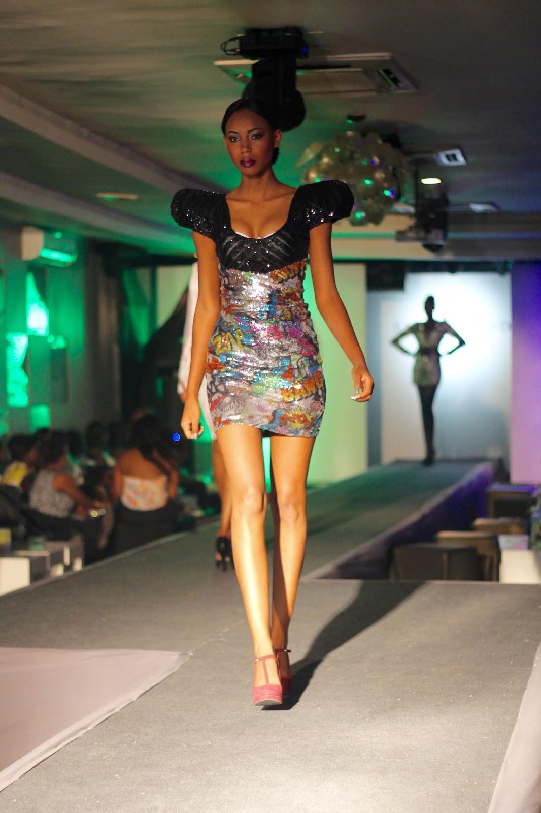 Blackbeautybag La Dakar Fashion Week Part 1 Black