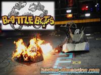 BattleBots Pertempuran Robot