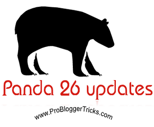 Google Panda Updates News 2013