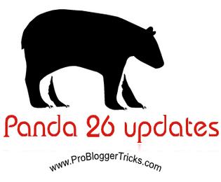 Google Panda Updates News 2013