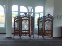 Dewan Musolla Darul Faqeh