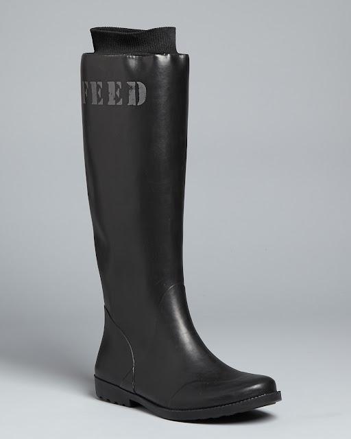 Rain Boots Dkny2