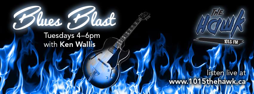 Blues Blast Radio Show by Ken Wallis