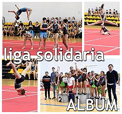 Gimnasia Solidaria en Aranjuez: Fotos