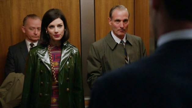 Megan Draper leaves Sterling Cooper Draper Pryce