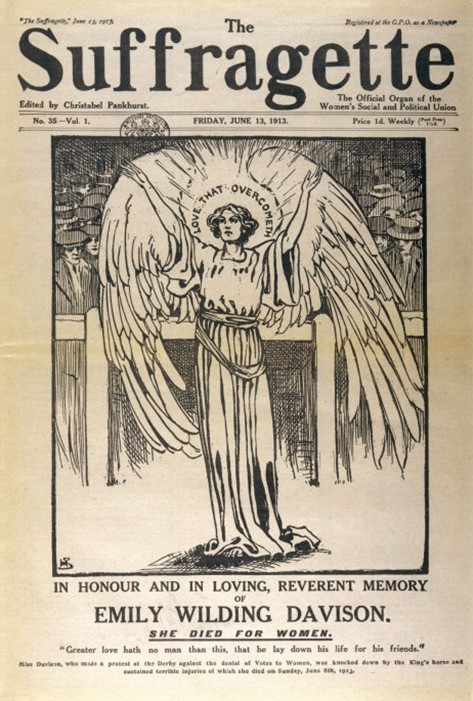 Banknotes Emily Davison Suffragette Died for the cause