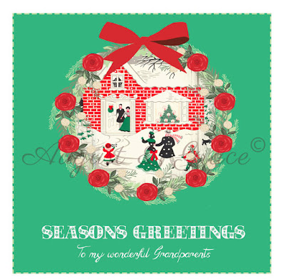 Personalised Christmas Cards Templates 2015