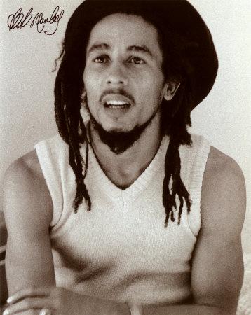 aniversário Bob Marley - maconha