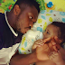 CELEBRITY LIFE:Joseph Yobo and his second son