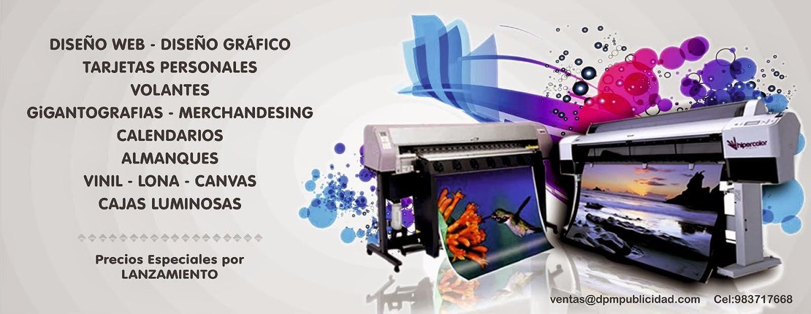 Gigantografias - Diseño Grafico - Merchandising