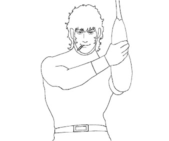 #6 Cobra Coloring Page