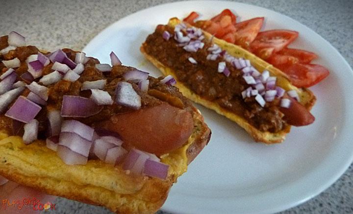 Low Carb Hot Dog Buns Recipe