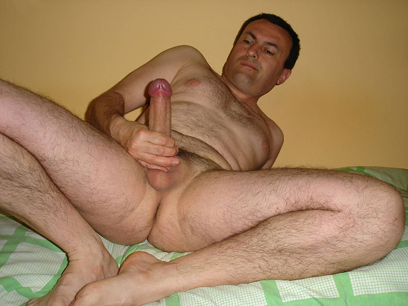 old Amateur men naked