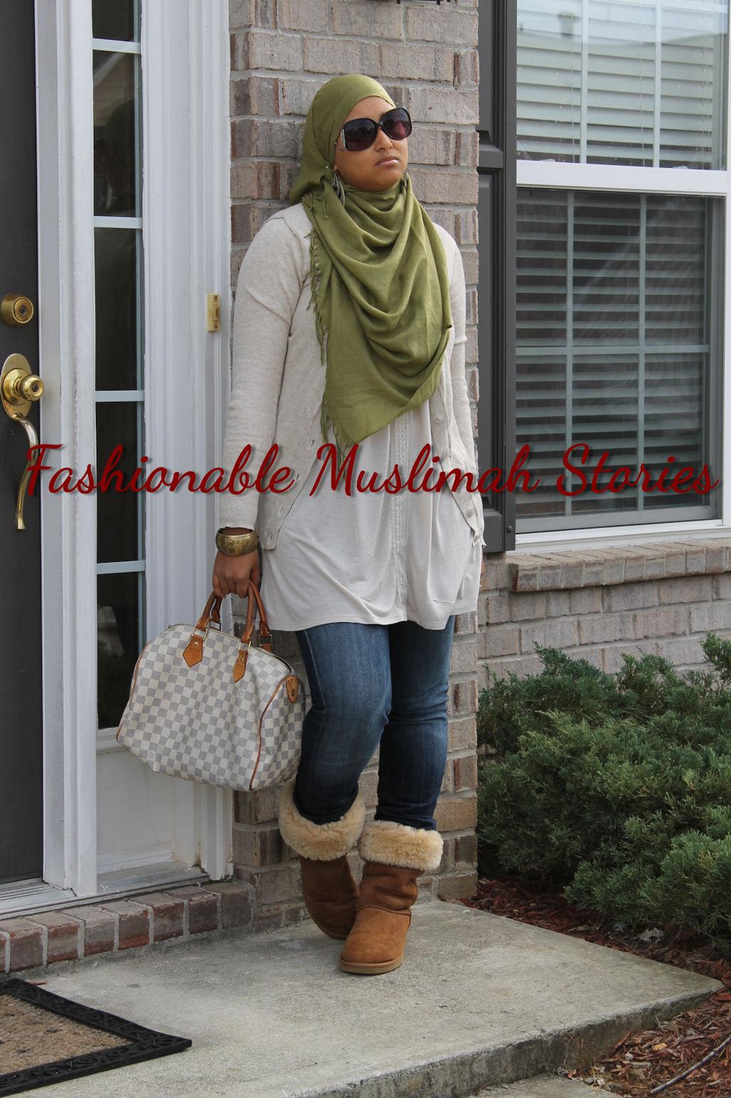 Fashion 1Pc Women Muslim Hot Retro 17