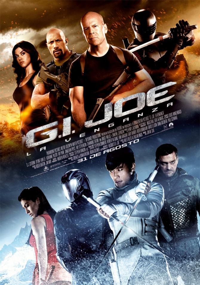 G.I.Joe: La Venganza