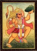 Yantrodharaka Hanumath stotram In Telugu