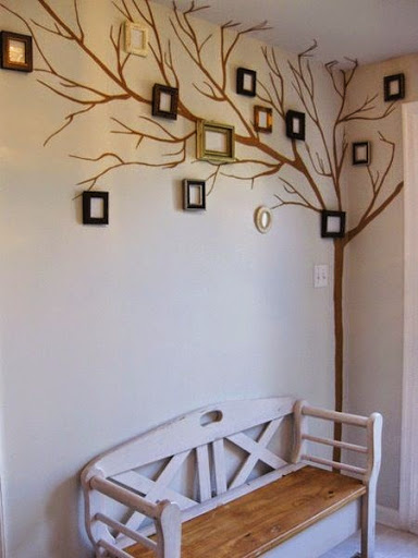 Model hiasan dinding untuk ide desain interior ruangan thecheapjerseys Gallery