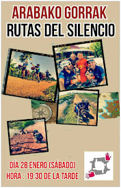 CHARLA: RUTAS DEL SILENCIO // 28 DE ENERO