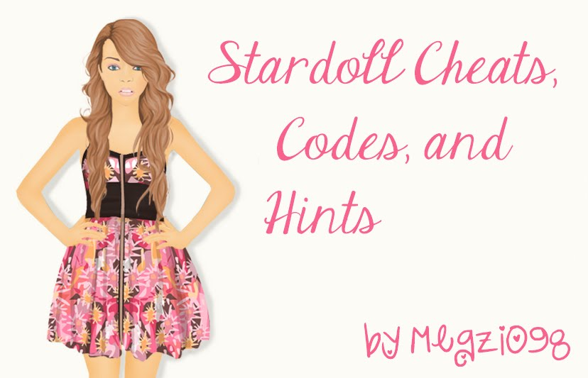 Stardoll Cheats, Codes, and Hints (Free Stardoll Clothes, Makeup and Furniture)