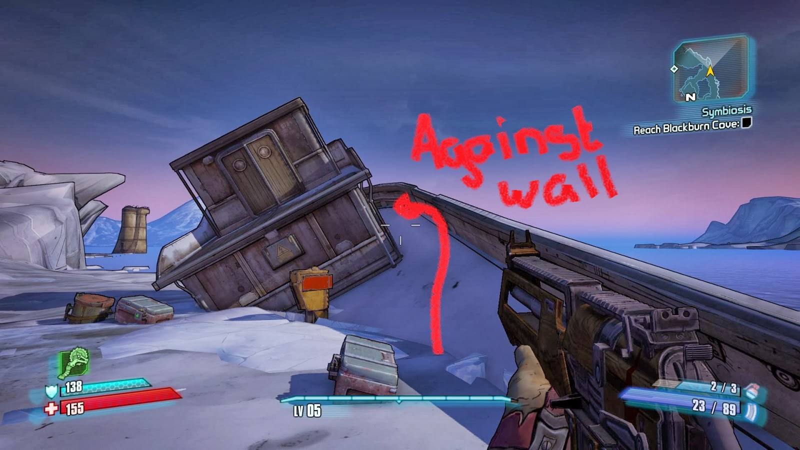Southern Shelf Bay Borderlands 2 While Youre Attit Guide