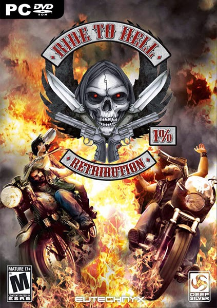RIDE TO HELL RETRIBUTION - PC GAME