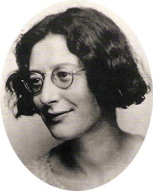 Simone Weil (1909 - 1943)