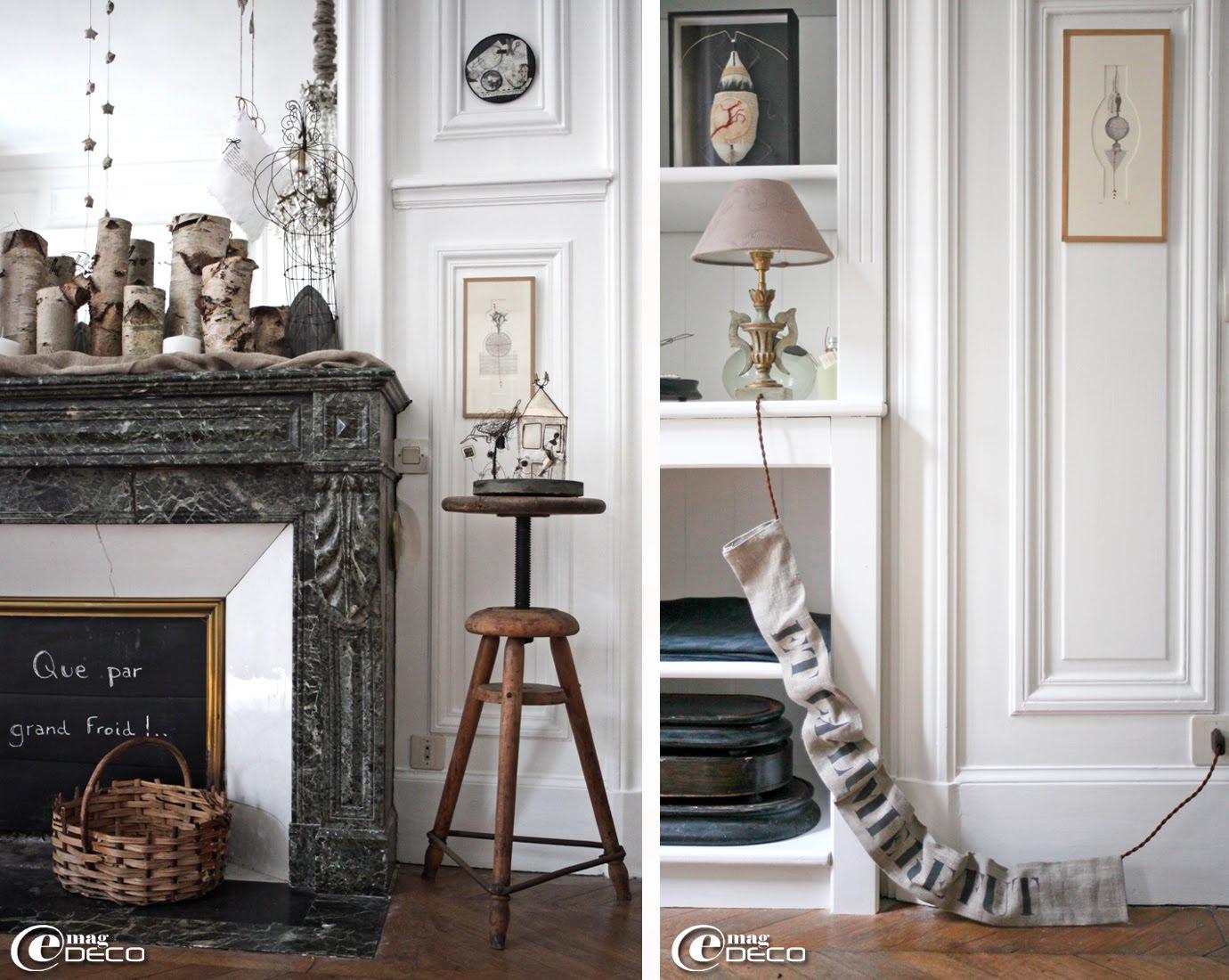 Une maison de passionn s pr s de rouen e magdeco for Peinture interieur maison renover