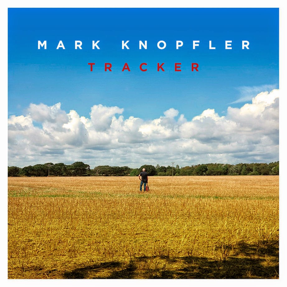 Mark Knopfler, Tracker, album cover
