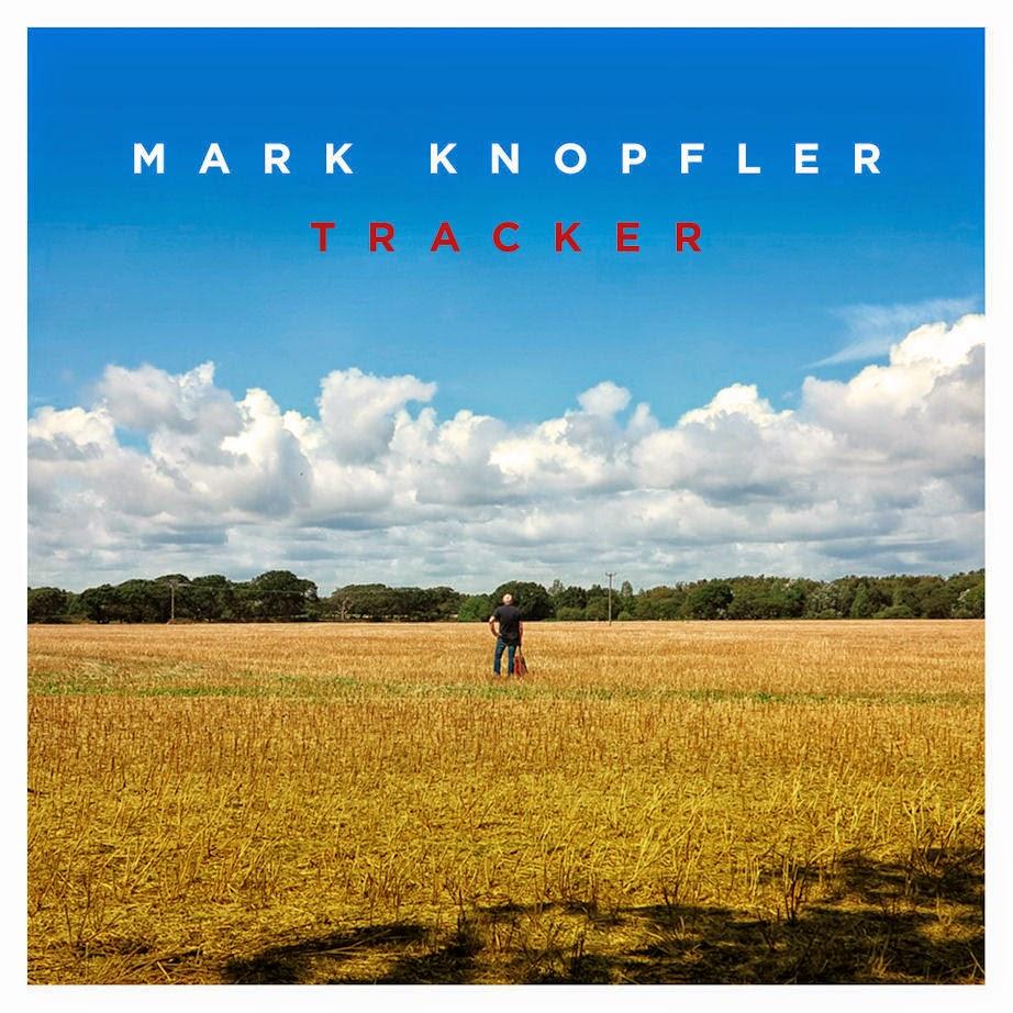 Mark Knopfler, Tracker, album cover