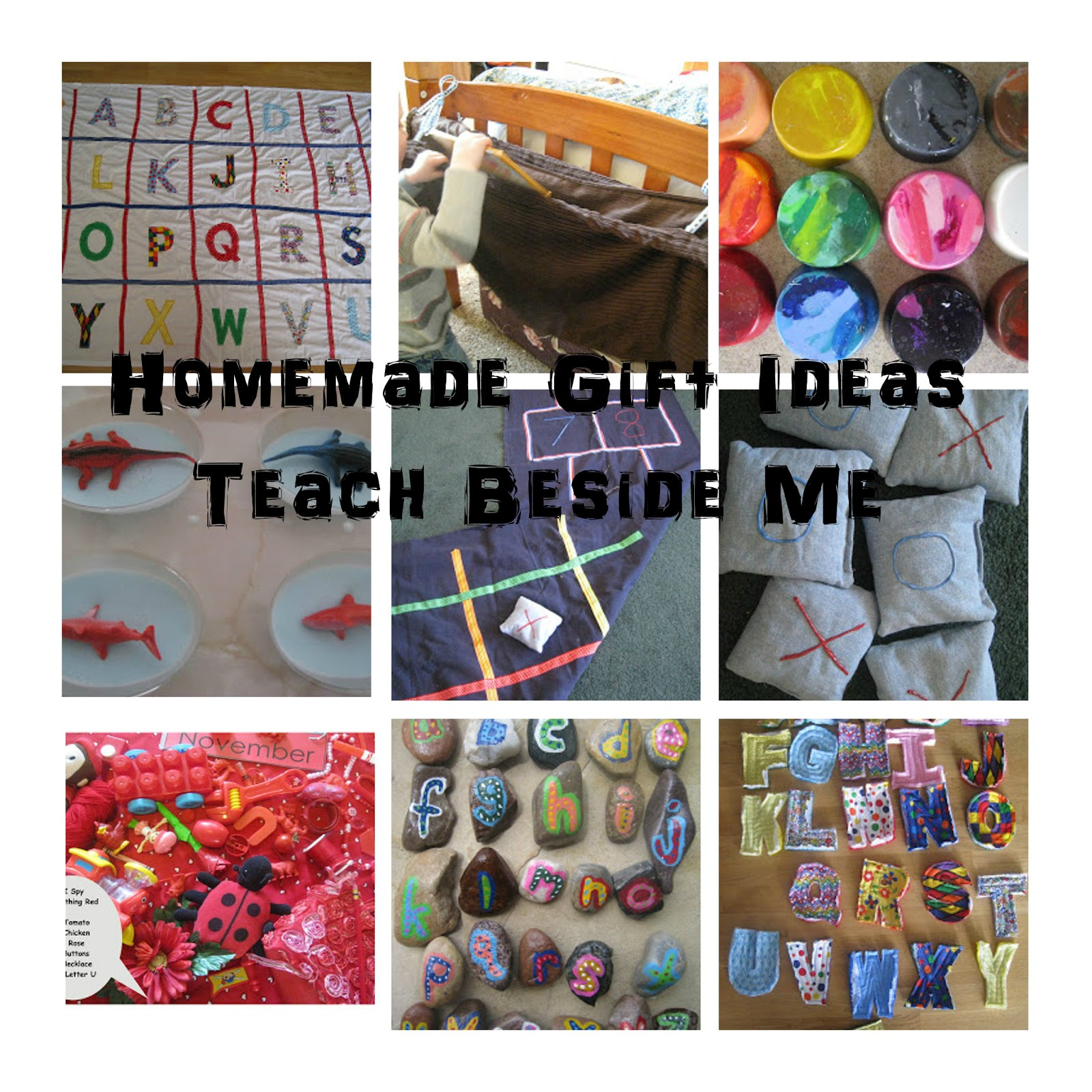 Preparing for the Holidays~ Homemade Gifts for Kids – Teach Beside Me