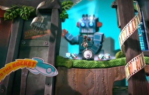 Little Big Planet 3 Screen Shot 2