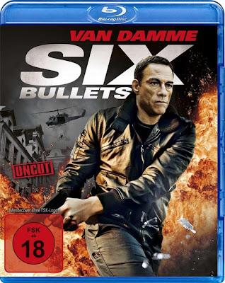 6 Bullets (2012) 720p BRRip 746MB mkv subs español