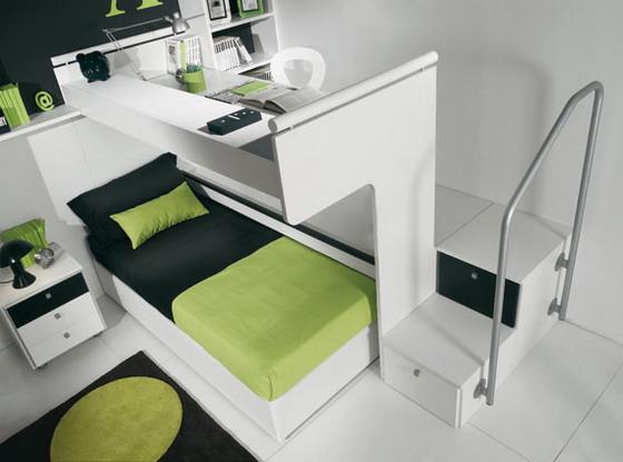 Desain Kamar Untuk Anak Kecil Rumah Minimalis Modern 2013