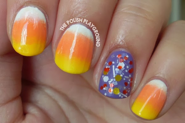 Candy Corn Gradient