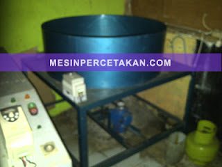 Mesin matresss hotprint-emboss timah SECOND