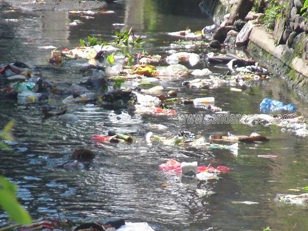 Keterbatasan Bak Penampung Warga Buang Sampah Ke Sungai Cendana News
