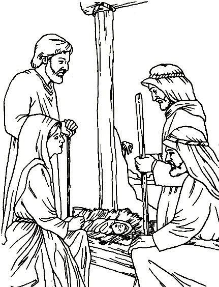 Nacimiento De Jesus Tattoo
