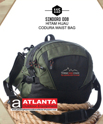 Perlengkapan Outdoor Waist Bag