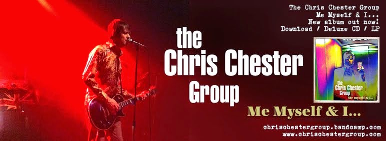 the Chris Chester Group : Blog
