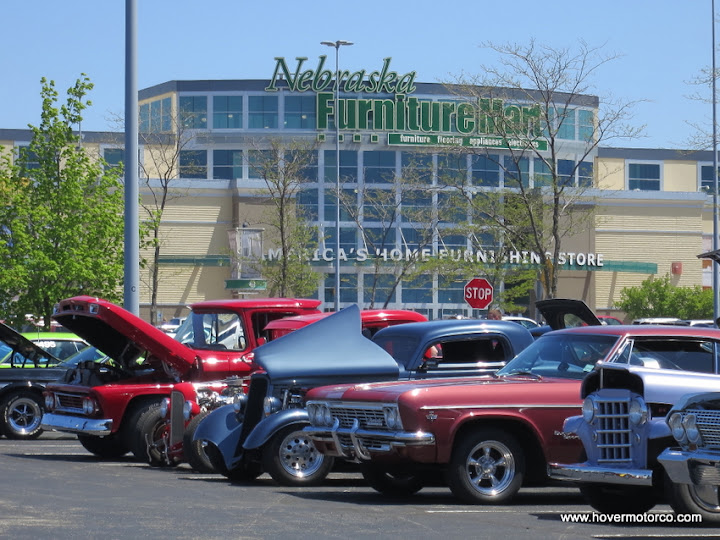 Six Years Ago, The Nebraska Furniture Mart In Kansas City, Kan., Had A  Small Car Show, Mostly For Employees, Out Behind The Loading Dock.