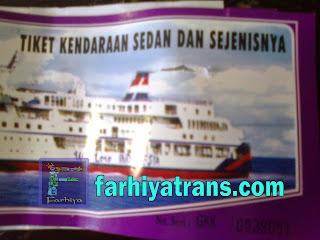 jual tiket kapal surabaya