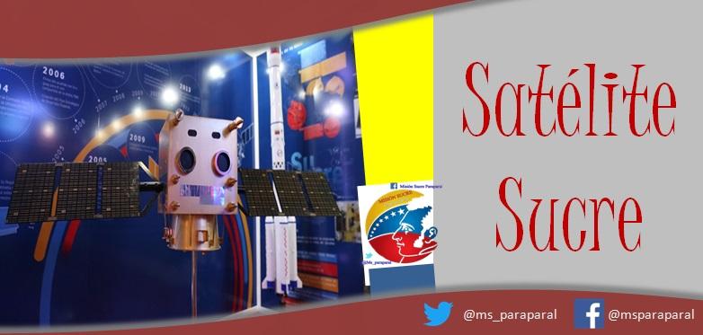 !Genial! Venezuela cuenta con un nuevo satélite