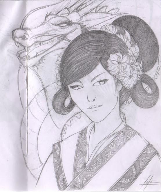 Sakura e o Dragão