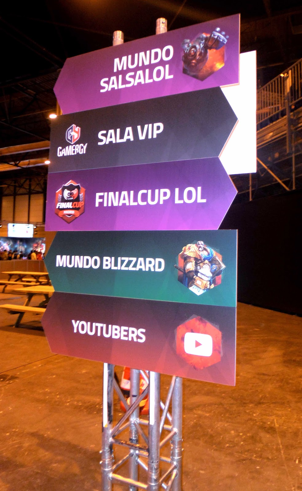 gamergy madrid 2014 mundos