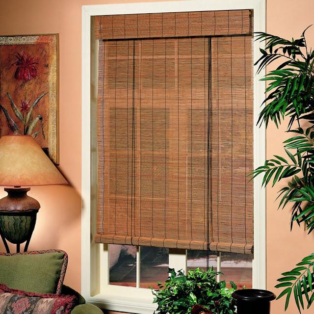 Bamboo Matchstick Window Blinds6