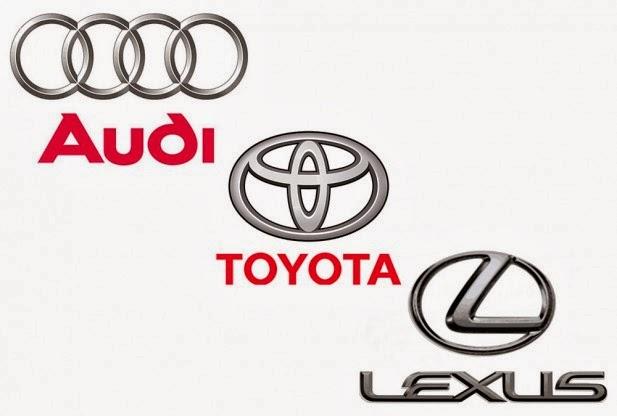 New Car Logos 2013