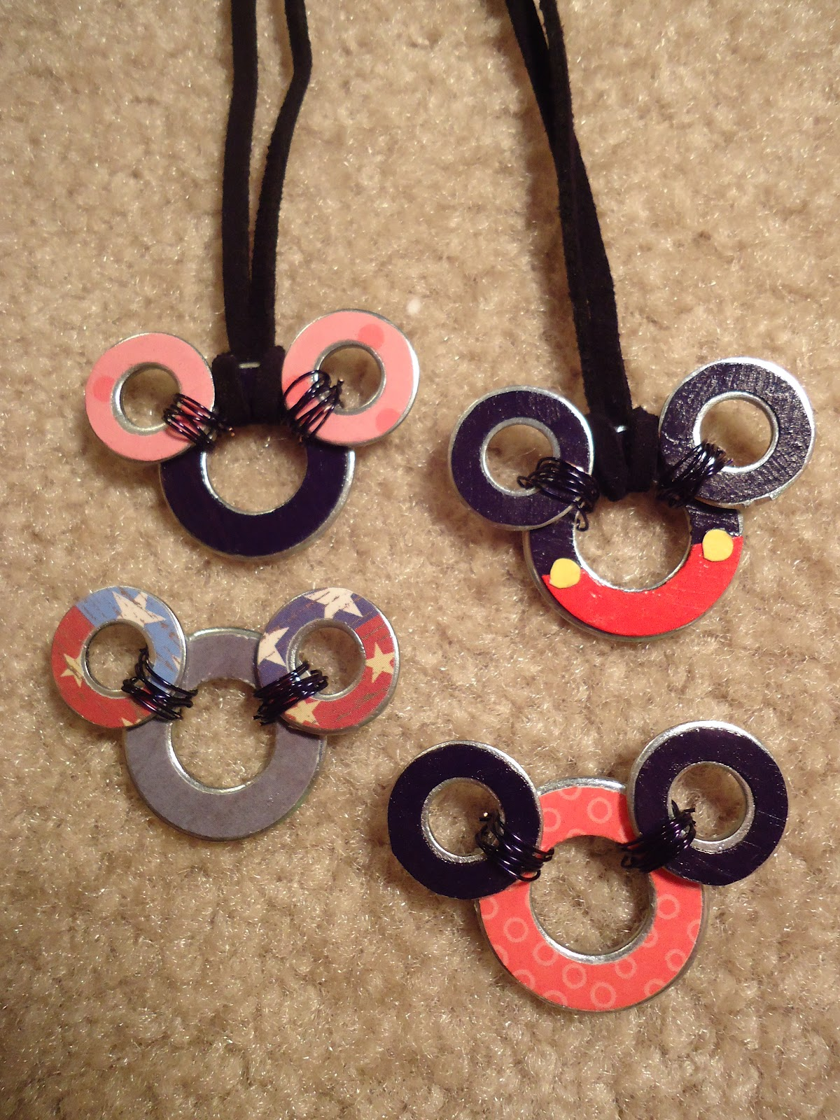 keep cut making jewelry out on a washer necklace projects