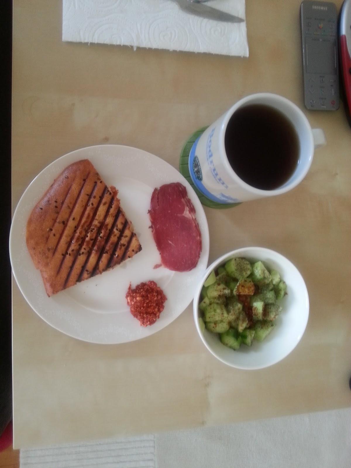 seyir kahvaltıda ne yenir
