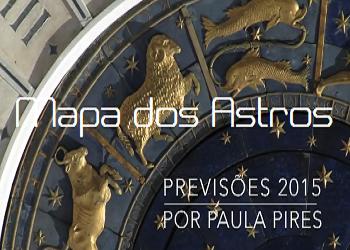 Previsões Astrológicas 2015